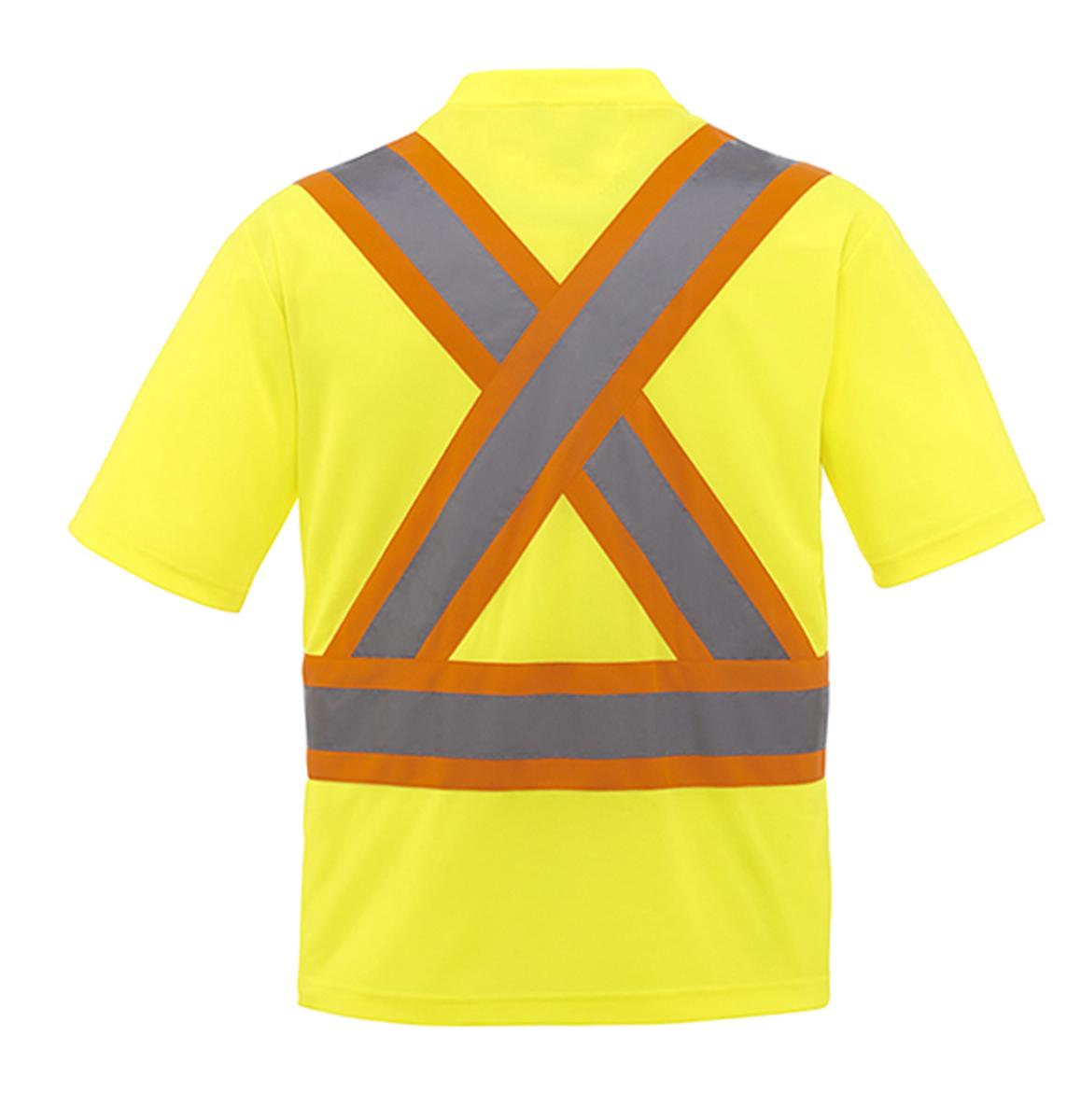 Hi Vis Polo Shirts With Pocket Joe Maloy